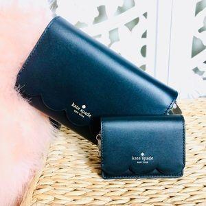 NWT Kate Spade Magnolia Street Bag & Wallet Set